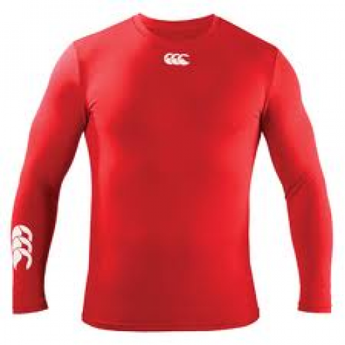 Canterbury Baselayer Cold Red