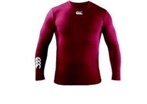 Canterbury Baselayer Cold Maroon