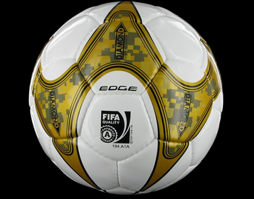 Diamond Edge Match Ball Fifa approved