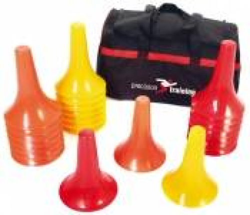 Precision Training Marker Cone Drill Set