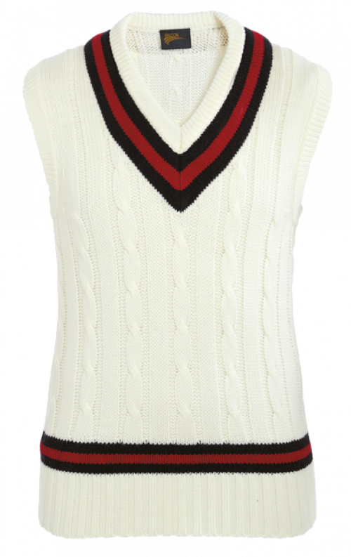 Troon Sleeveless Sweater Adults Size