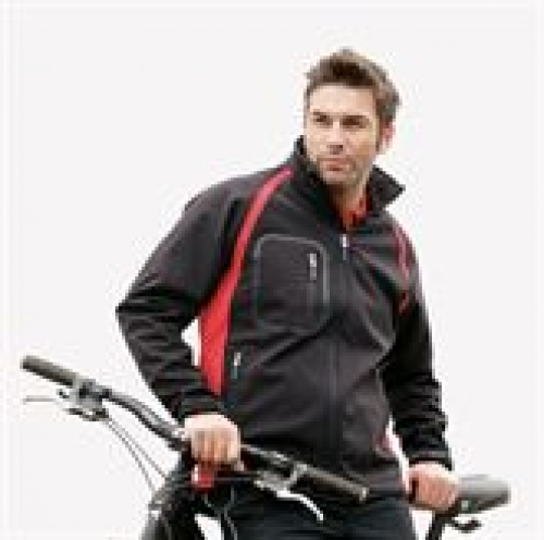 Troon CC Team soft Shell Jacket