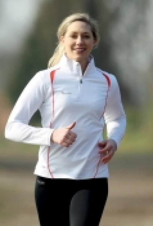 NBTC 1/4 Zip Running Jacket