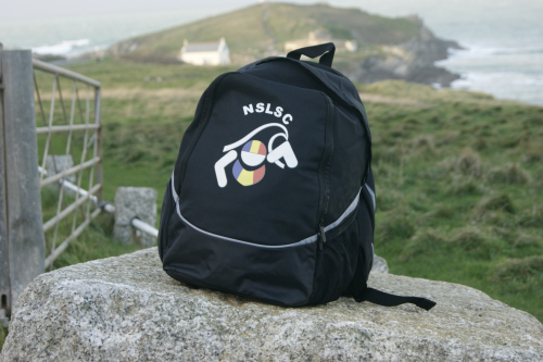 Newquay SLSC Back Pack