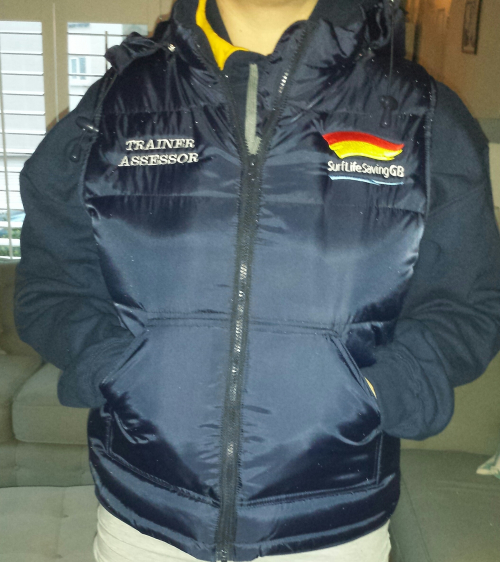 SLSGB Ladies Gilet
