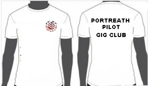 PORTREATH PILOT GIG CLUB COTTON TEE