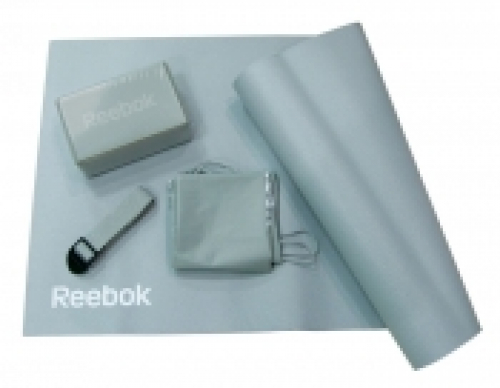 Reebok Elements Yoga Set Grey
