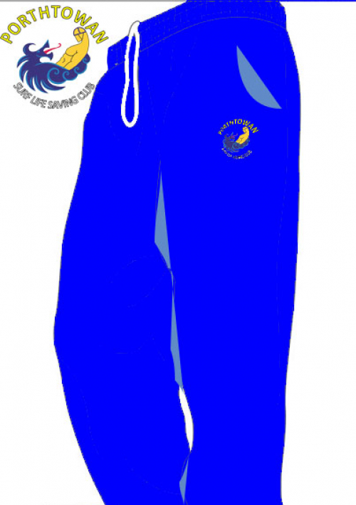 Porthtowan SLSC Jog Pants Adults