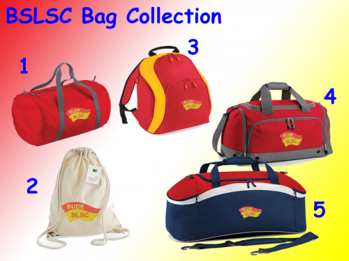 BSLSC Bag Collection