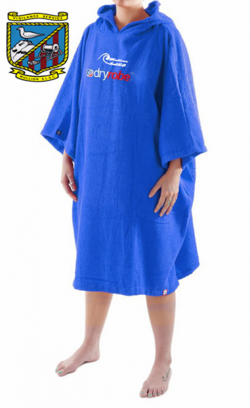 MSLSC Towelling Robe