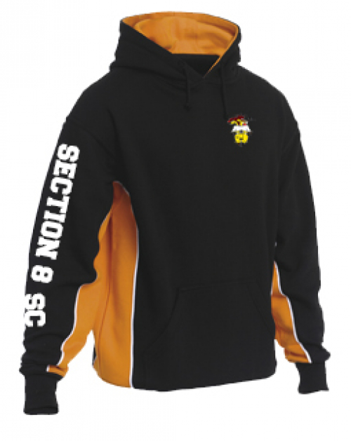 SECTION 8 SC HOODIE
