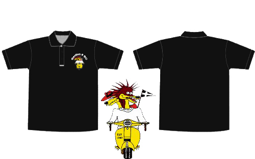 Section 8 Polo Shirt