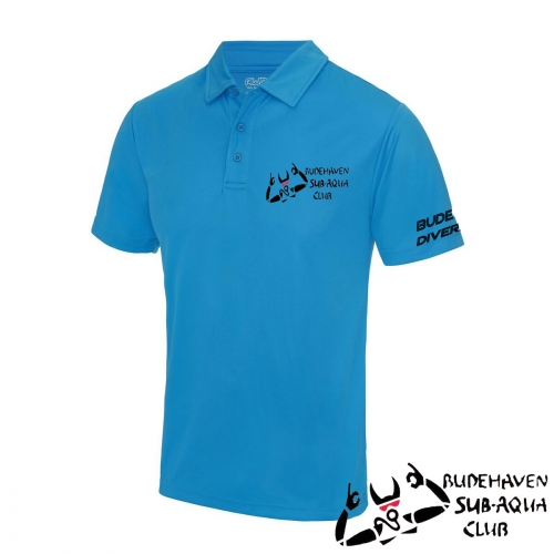 Bude Divers Polo Shirt