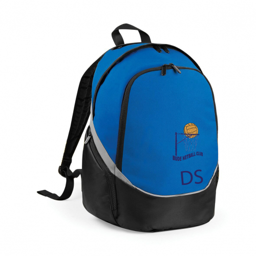Bude Netball Backpack