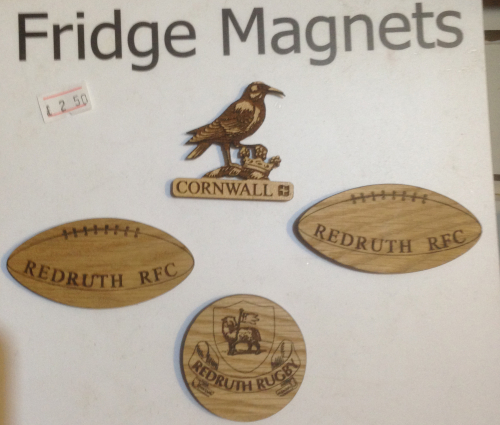 Redruth RFC Fridge Magnet