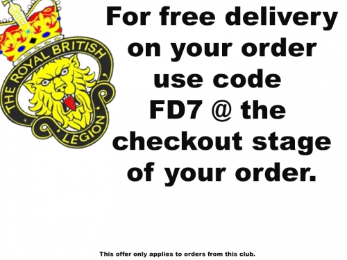 Free delivery code