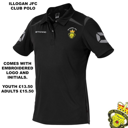 Illogan JFC Polo