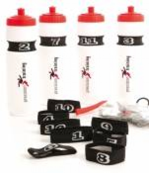 Water Bottle Numbers