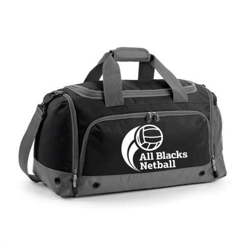 All Blacks Netball Kit Bag BG544