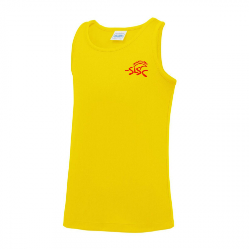 Crackington SLSC Youth Vest