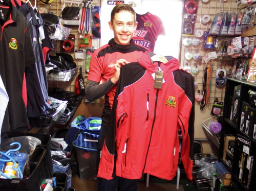 Redruth RFC ICE FELL JACKET