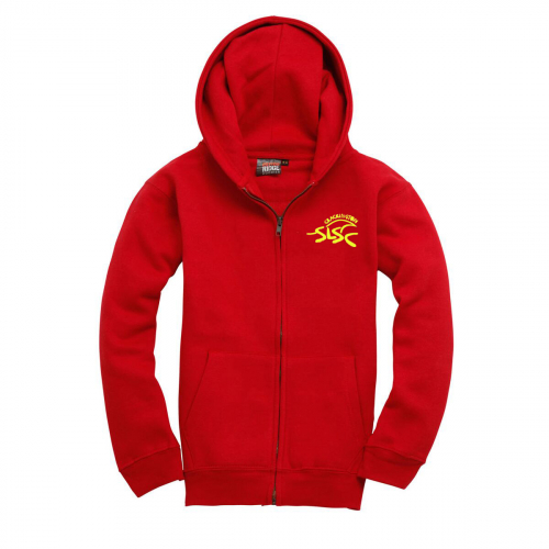 Crackington SLSC Zipped Hoodie