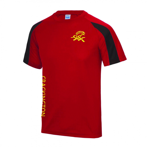 Crackington SLSC Club Tee