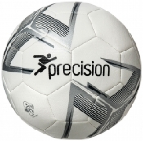 Precision Fusion Training Ball Black/Silver
