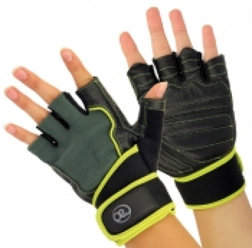 Fitness-Mad Mens Cross Training Gloves