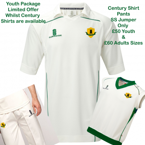 St Erme Century Youth Kit