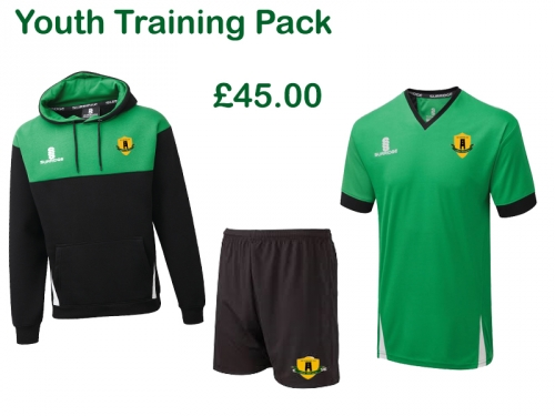 St Erme CC Youth Training Kit