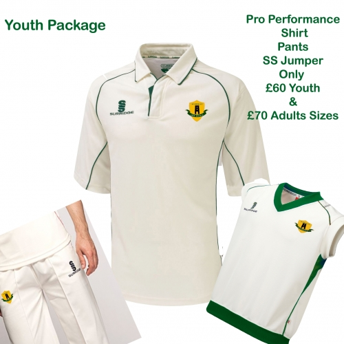St Erme Pro-Performance Youth Kit