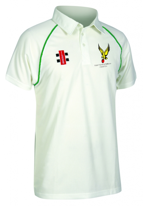 Mount Hawke Youth Cricket Shirt
