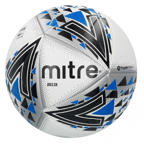 Mitre Delta Professional Ball. Fifa Approved