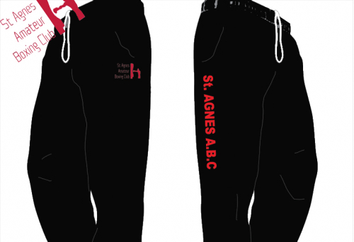 St Agnes ABC Sweat Pants
