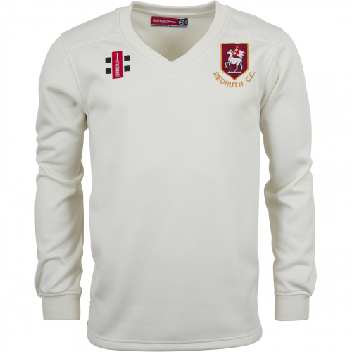 Redruth CC Long Sleeved Playing Jumper