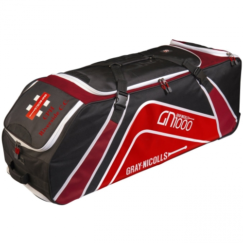 GN100 Holdall with free embroidery...