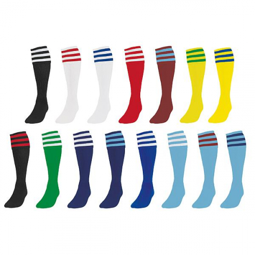 Precision Training 3 Stripe Football Socks