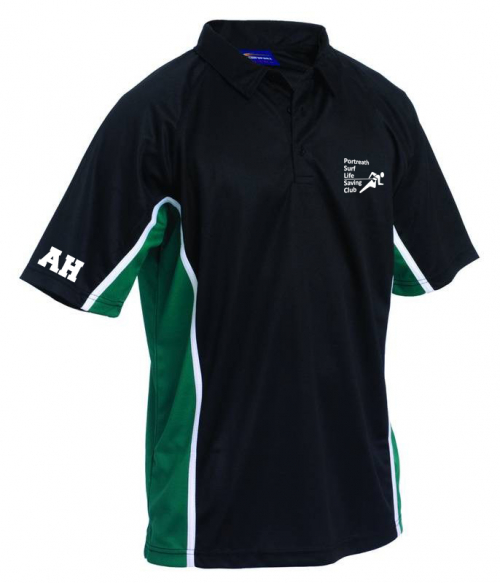 Portreath SLSC Polo Adult Male