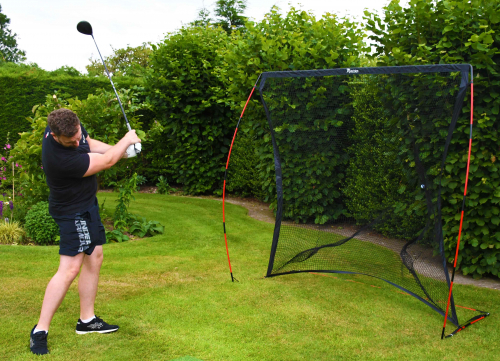 Home Golf Practice Net and Mat
