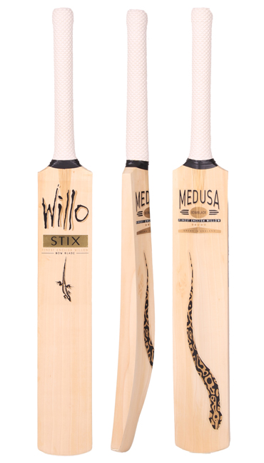 Willostix Medusa Senior Grade A English Willow