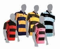 Kooga Hooped Rugby Shirt