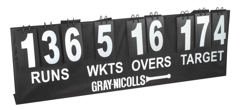 Gray-Nicholls Portable Scoreboard