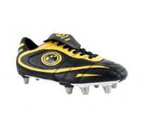 Optimum Blaze Rugby Boots Black-Red