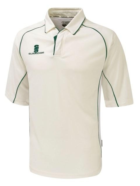 Surridge Pro-Performance Cricket Shirt