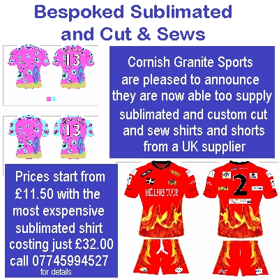 Sublimated advert