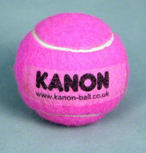 New for 2013 Kanon Tennis Ball