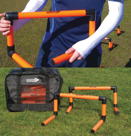 Fold a way Hurdle Set