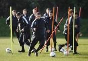 Precision Training Flexi Boundary Poles +Bag