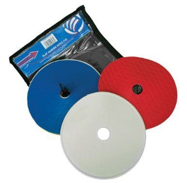 Diamond Flat Round Marker Disks